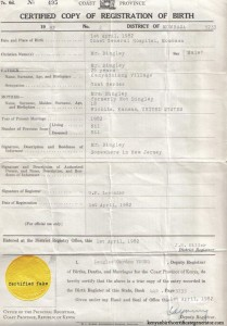 Bingley_Kenyan_Birth_Certificate